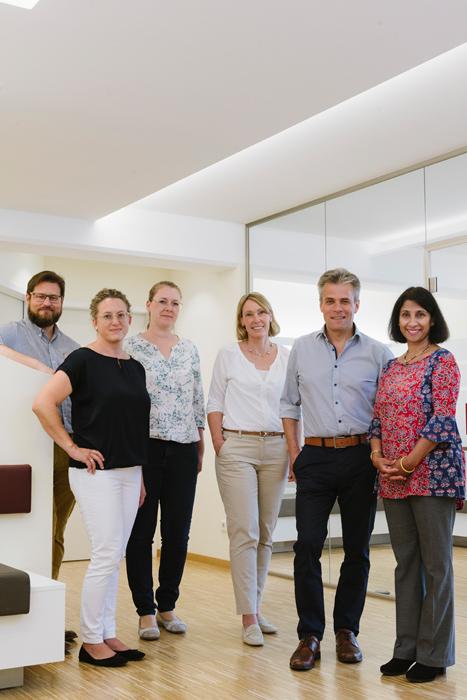 Hausarzt Holzkirchen Team