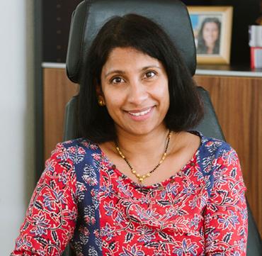 Shalini Pandey-Fromm | Hausarzt Holzkirchen
